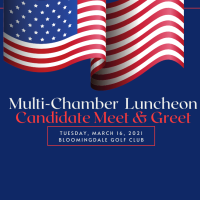 Multi-Chamber Luncheon:  Candidates Meet & Greet