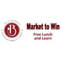FREE LUNCH & LEARN  ~~   Market to Win the 2021 Best of Bloomingdale Award