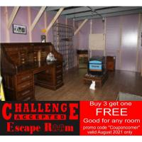 Challenge Accepted Escape Room - Bloomingdale