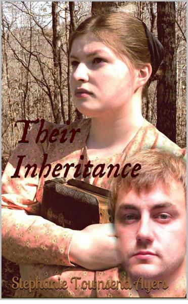 'Their Inheritance' ebook is available on Amazon.com TODAY!