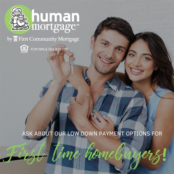 Fist Time Homebuyers - we can help you get there!