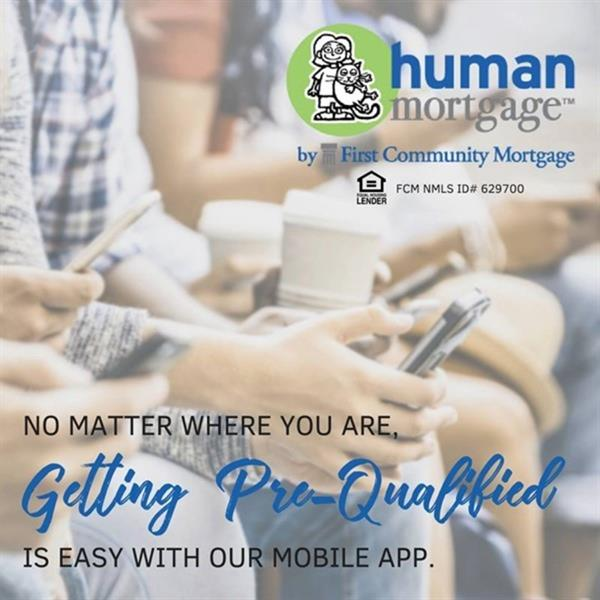 """Download the 'Go Human"""" app to apply via phone!"""