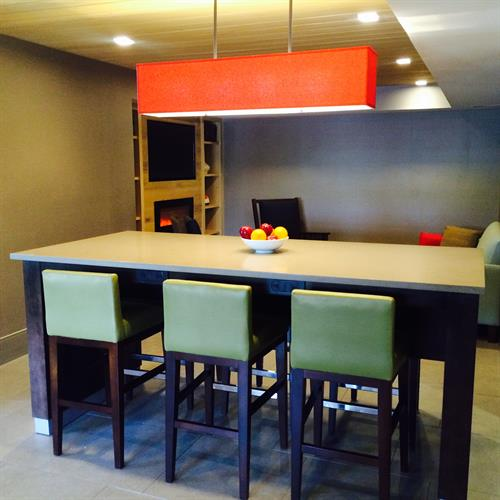 Work and Play Den - High Table Seating
