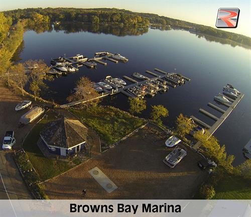 Brown's Bay; Lake Minnetonka