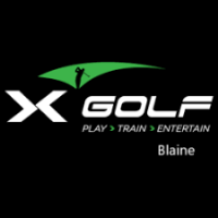 Ribbon Cutting for X Golf of Blaine
