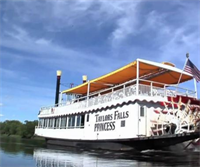 Taylors Falls Scenic Boat Tours - Leaf Season Lunch Cruise