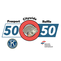 Freeport Citywide 50/50 Raffle
