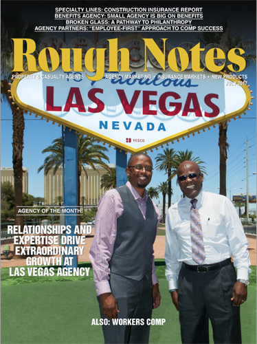 Rough Notes Magazine