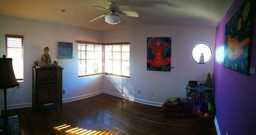 Yoga/Meditation Studio