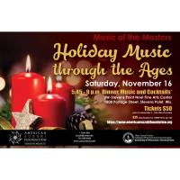 Music of the Masters - Holiday Music through the Ages
