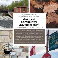 Amherst Community Scavenger Hunt