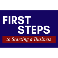 First Steps to Starting a Business Workshop