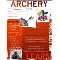 FCA Archery Camp