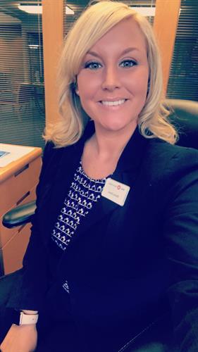Bank Manager - Shena Davis