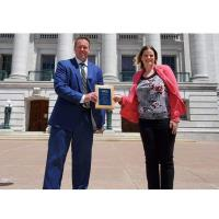 Shankland named 'Outstanding Legislator' by Wisconsin Counties Association