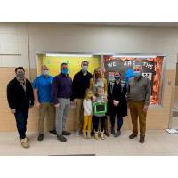 Kiwanis Club makes donation Ipad for autism