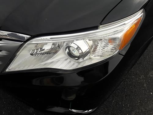 Headlight Restoration After Picture
