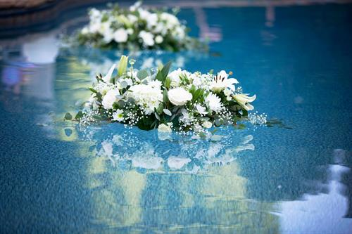 Floating Florals Backyard Bash
