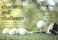 Christian Adoption Services 6th Annual Golf Challenge