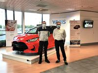 Toyota Motor Manufacturing France (TMMF) chose automation solution from AP&T