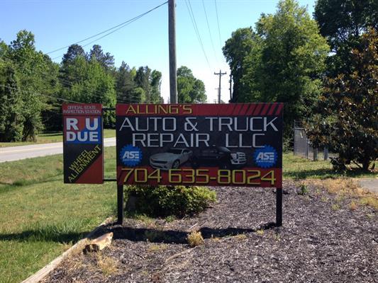 Alling's Auto & Truck Repair LLC