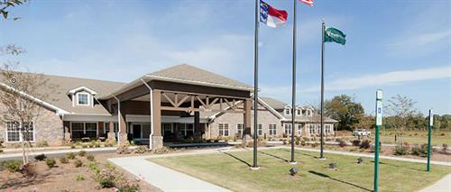 Welcome to PruittHealth-Union Pointe where we are Committed to Caring!