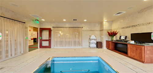 Hydrotherapy pool for advanced aquatic therapy