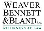 Weaver Bennett & Bland PA
