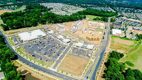New Site Development in Charlotte