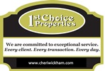 Cheri Wickham - 1st Choice Properties