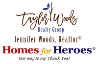 Jennifer Taylor Woods, Realtor® Affiliate, Homes for Heroes®