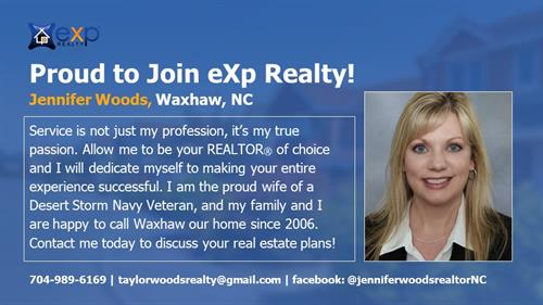 Allow me to be your Realtor® of choice and let's begin your journey home!