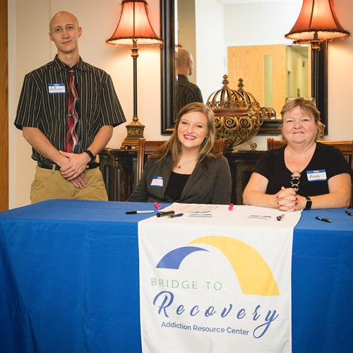 Bridge to Recovery Hope and Restoration Banquet 2019