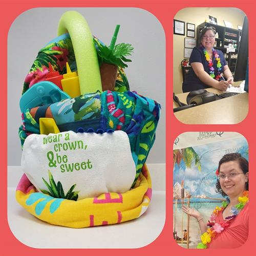We have Themed Patient Appreciation Days! We love to thank our amazing patient that come into the doors!