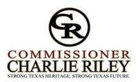 Charlie Riley Montgomery County Precinc