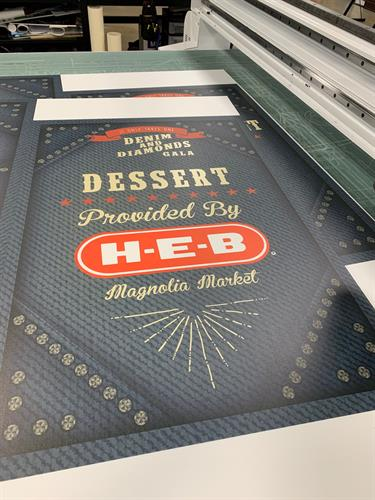 HEB Poster
