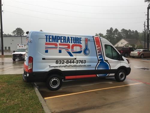 Temperature Pro-Wrap