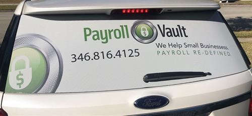 Window Perf-Payroll Vault