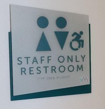 ADA and Suite Signage