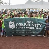 Hawaii Community Federal Credit Union Raises 11 000 For Relay For
