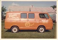 Original Mattingly Service Van