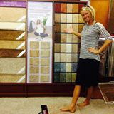 Smartstrand Silk Carpet Display with Erin Paisley (Sales)