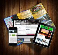 Brochures, Business Cards, Website, Lead Generation
