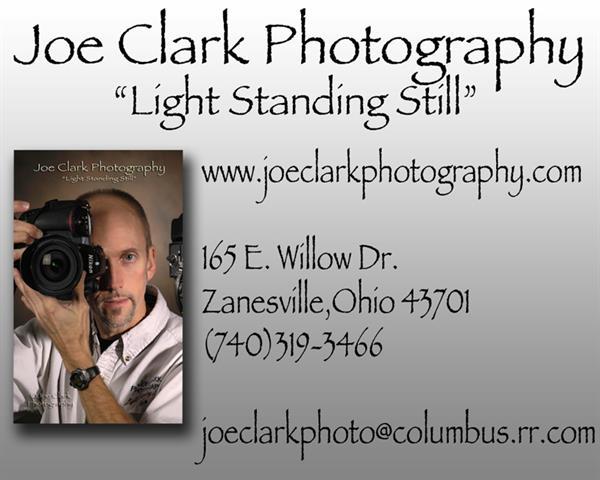 Joe Clark Photography- ''Light Standing Still''