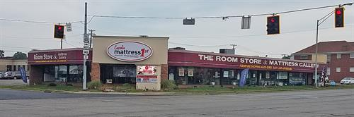 Mattress 1st by Coconis- Maple and Adair Ave., Zanesville
