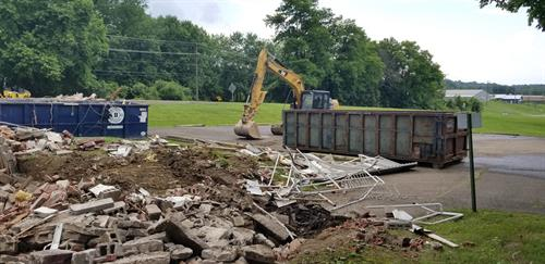Hilliard Demolition Project
