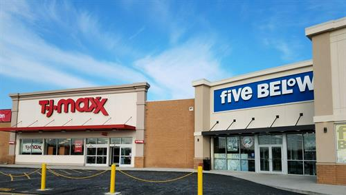 T.J. Maxx & Five Below