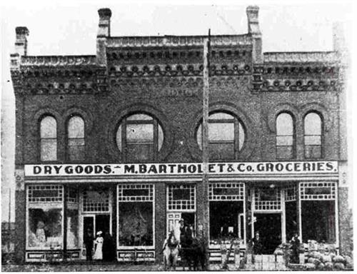 M. Bartholet & Co., Cadwell Building, 1903