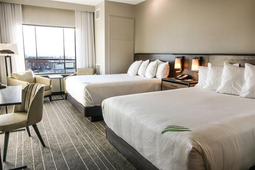 Hotel Windrow features 59 high-tech, well-appointed guest rooms