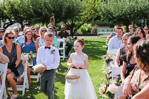 Ceremony in the Orchard